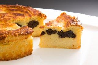 ガトーバスク 代表的バスク地方のカスタード入り焼き菓子