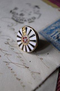 マニッシュなバッジ-vintage badge