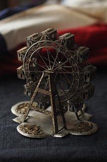 世紀末 来たる20世紀-ferris wheel objet
