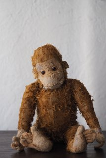 森の人 オランウータン-orangutan toy