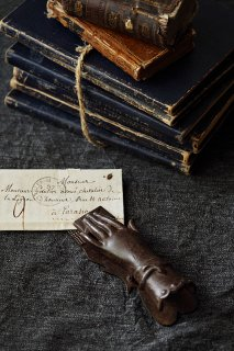アンティークハンドクリップ-antique iron hand clip