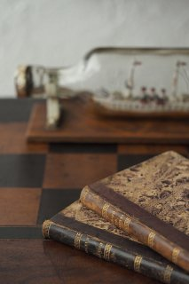 リールの出版社による本2冊-antique book