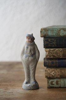 ビスクドール 青い瞳の男の子-antique bisque figurine