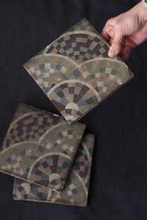 KIKAカレイドスコープ-vintage floor tile
