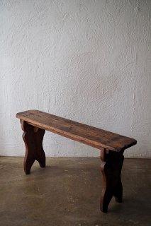 オールドパインベンチ-antique pine bench