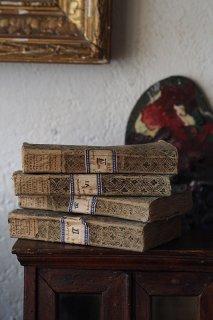 エクス・リブリス伊古書-antique Italy book