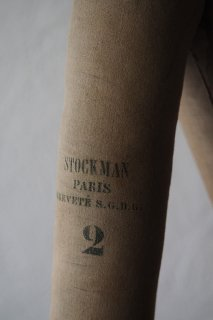 Siegel&Stockman社トルソー-vintage french torso