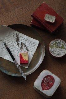 準えて赤な系譜-vintage & antique paper box