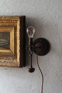 船舶用2WAYランプ-antique bracket&table lamp
