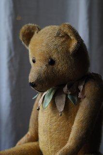 真ん丸瞳のテディベア-vintage teddy bear