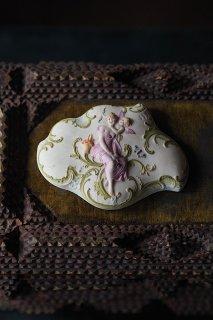 歓喜の歌 柔らかな色彩-antique bisque top