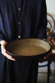 汎用性高いグラタン皿-antique gratin dish