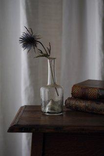 19世紀不透明なガラス瓶-antique glass bottle