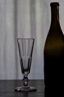 フルート型シャンパングラス-antique champagne glass