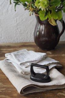Pressハンディなアイロン-antique small iron