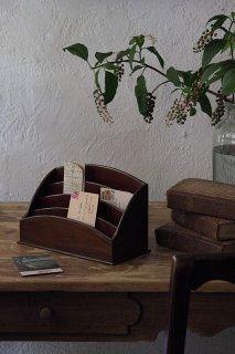 アンティーク レタースタンド-antique letter stand