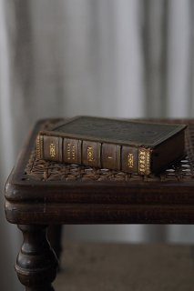 ヴルガータ訳聖書-antique bible