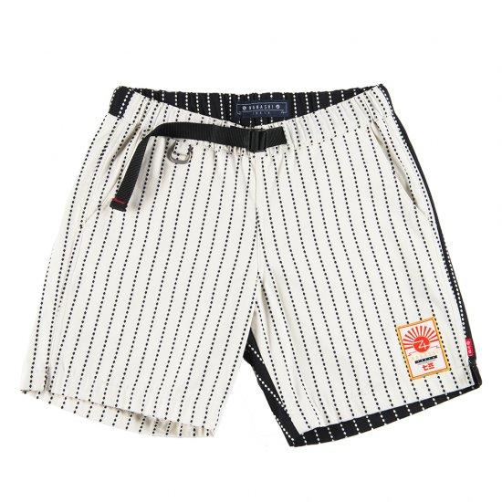 ナナシ Wasshoi Shorts WHITE