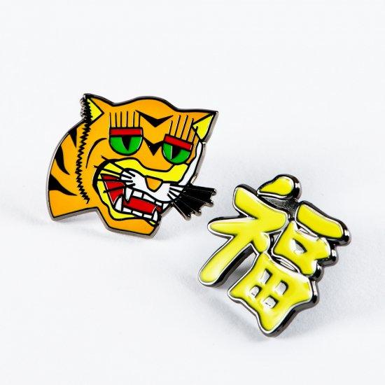 Viet-Jam Pins Set