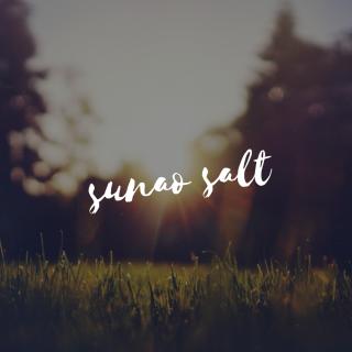 【雑貨】 sunao salt (111g)