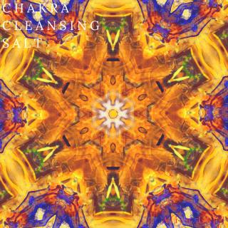【雑貨】chakra cleansing salt〜gold〜(240g)