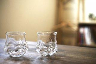 銀彩グラス