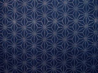絹紅梅|麻の葉