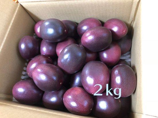 奄美大島産 完熟パッションフルーツ 良品 2kg
