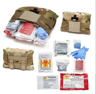 LBT_Blow Out Pouch W/ Med Kit