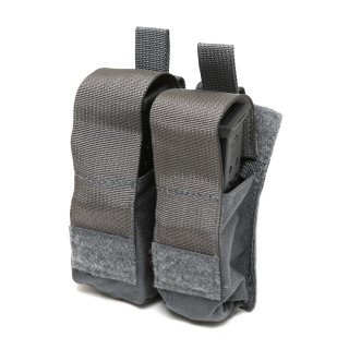 Dual Kydex Pistol Mag Pouch
