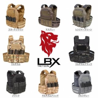 <img class='new_mark_img1' src='https://img.shop-pro.jp/img/new/icons57.gif' style='border:none;display:inline;margin:0px;padding:0px;width:auto;' />LBX_Medium_Armatus II Plate Carrier