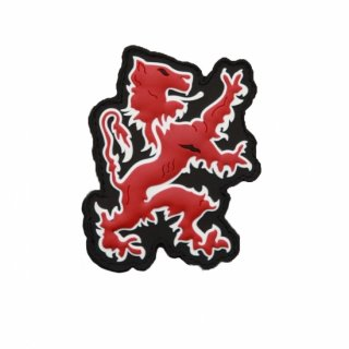 LBT_Lion Logo PVC Patch (Red)