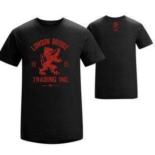LBT_Vintage Rampant Lion Short Sleeve T-Shirt(ビンテージライオンTシャツ)