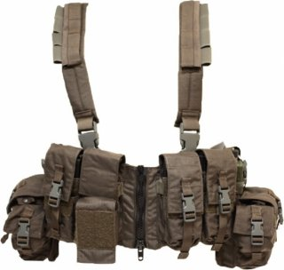 LBT_Load Bearing Chest Vest w/ Zipper