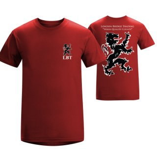 LBT_Short Sleeve LBT T-Shirt (Red)