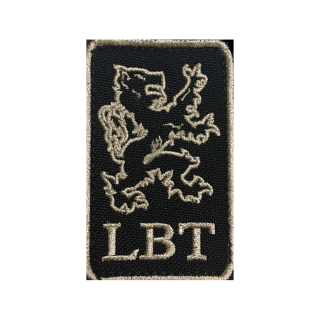 LBT_LBT Lion Logo Patch (LBT Store 2018 New year 限定商品)