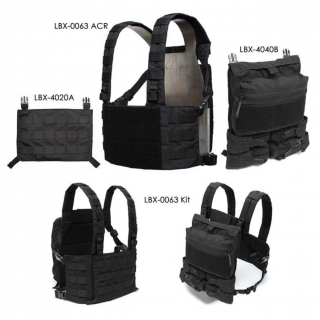 LBX_Assault Chest Rig Kit(S/M)