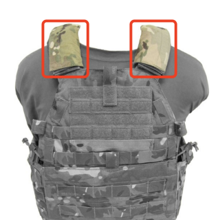 LBT_Removable Shoulder Pads