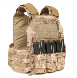 【お取寄せ】LBX_Medium_Armatus II Plate Carrier(Multicam Arid)