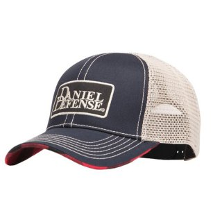 DANIEL DEFENSE_PLAID TRUCKER'S HAT