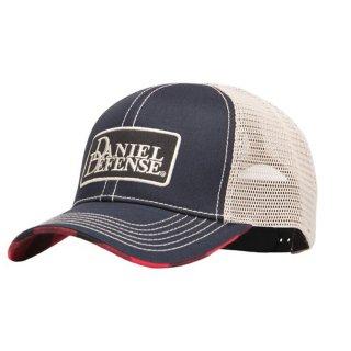 DANIEL DEFENSE_PLAID TRUCKER'S HAT