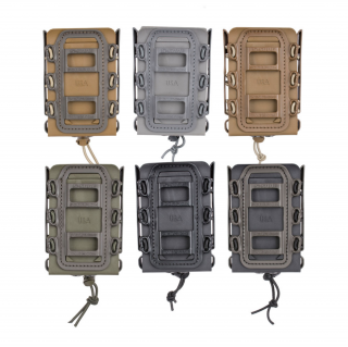G-Code Holsters_Soft Shell Scorpion Rifle Mag Carrier(R1クリップor R2クリップ)