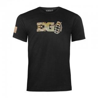 EG_Arid Black T-Shirt(エリッドブラック Tシャツ)