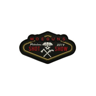 <img class='new_mark_img1' src='//img.shop-pro.jp/img/new/icons15.gif' style='border:none;display:inline;margin:0px;padding:0px;width:auto;' />Moeguns Tactical_SHOT SHOW 2019 MORALE PATCH
