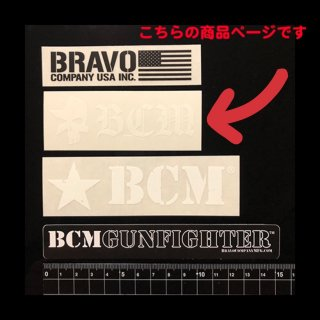 BCM_Bravo Company MFG, Inc BCM® Logo Sticker (small)
