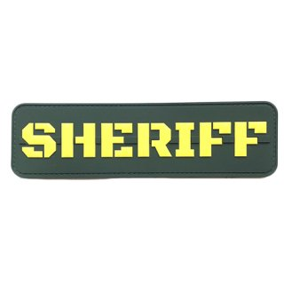 <img class='new_mark_img1' src='https://img.shop-pro.jp/img/new/icons15.gif' style='border:none;display:inline;margin:0px;padding:0px;width:auto;' />Moeguns Tactical_SHERIFF PATCH