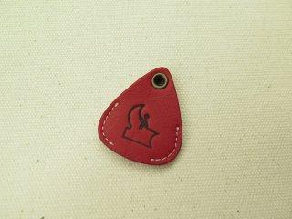 レザーキーカバー(赤・1番)