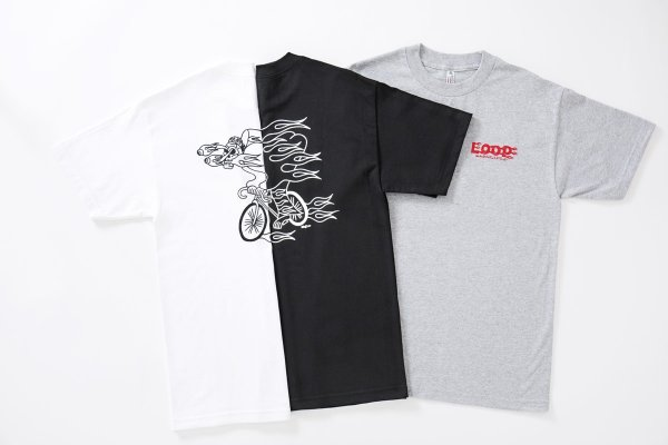 LOOP MAGAZINE X SCUMBOY LIMITED TEE