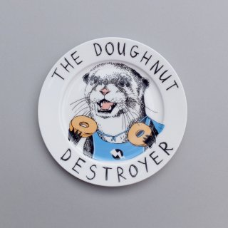 サイドプレート 'Doughnut Destroyer' Jimbobart