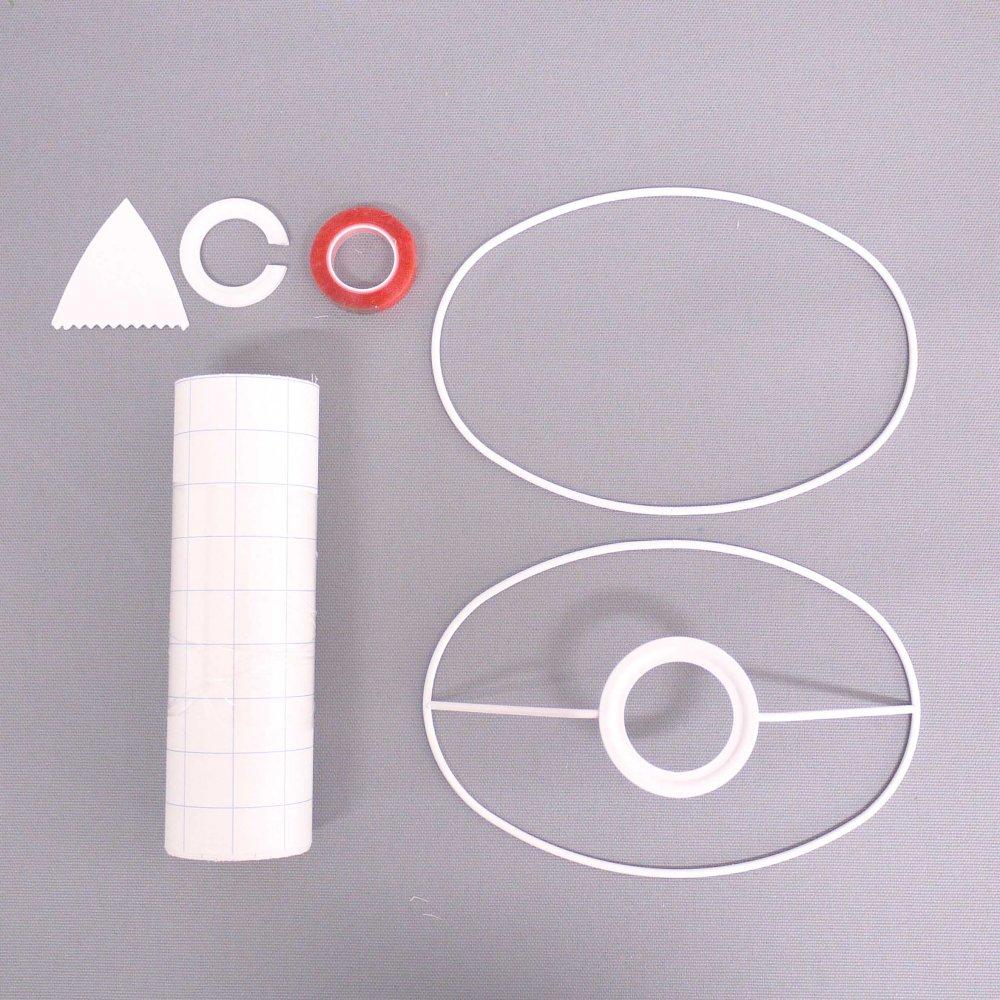 ランプシェード手作りキット( S ) Lamp Shade DIY kit ( S )